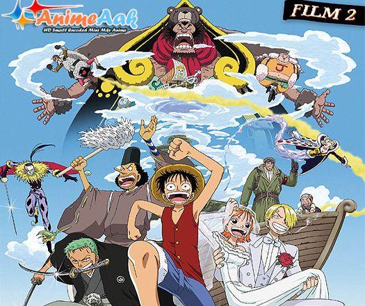 One Piece Movie 2 - Nejimaki-jima no Daibouken 240p 360p 480p Subtitle Indonesia