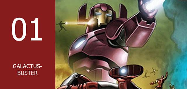 armor terbaik iron man