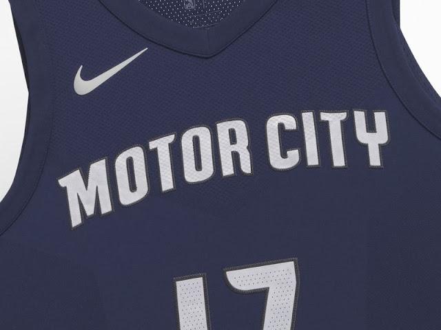 Maillot City Edition | PistonsFR, actualité des Detroit Pistons en France