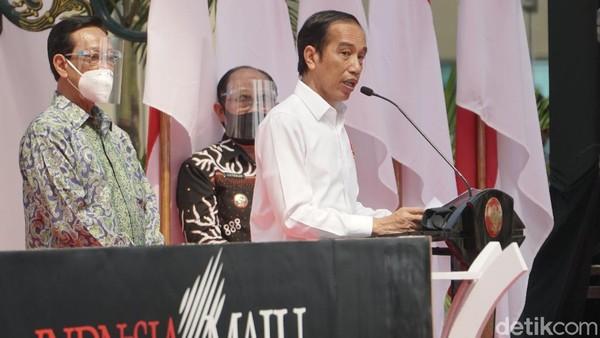 Ini Deretan 'Suntikan' Jokowi Buat Imun Ekonomi RI dari Corona