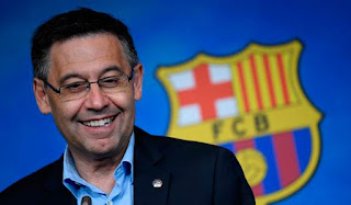 Barca hire a company to spread positive news about the board