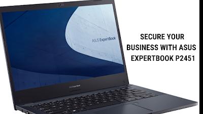 ASUS ExpertBook P2451