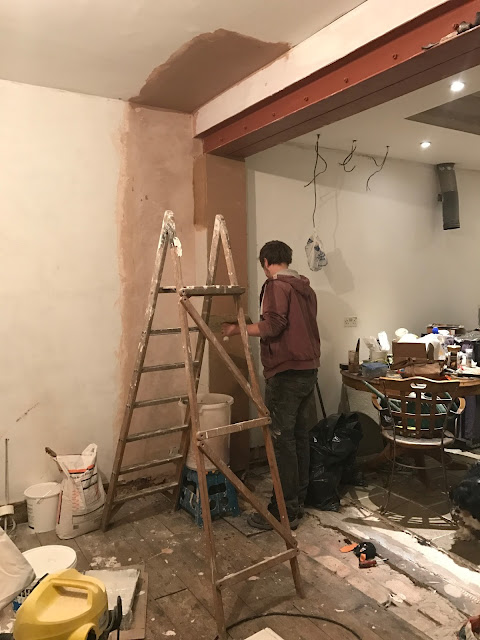 Plastering, DIY-Style