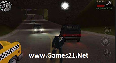 Screenshot Grand Theft Auto: Liberty City Stories Mod Apk + Data Obb