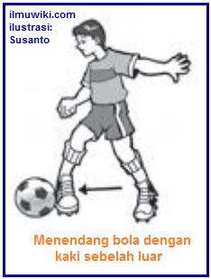 Cara Menendang Bola Futsal : menendang, futsal, Teknik, Dasar, Sepak, Gambarnya, Lengkap, (Menendang,, Mengontrol,, Menyundul,, Menggiring)