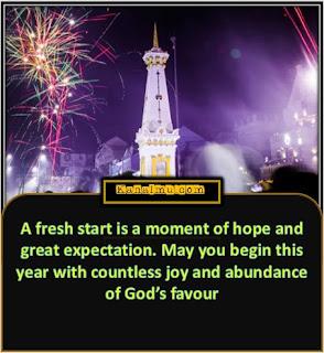 caption tahun baru bahasa inggris