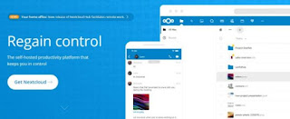 aplikasi penyimpan data pribadi di pc next cloud