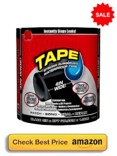Water Proof Tape : Leak Sealer