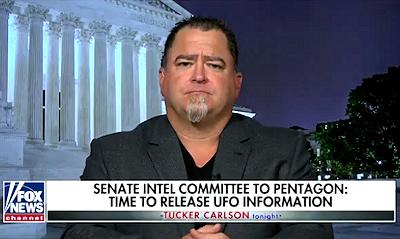 Luis Elizondo Responds to The Senate's Vote on UFOs