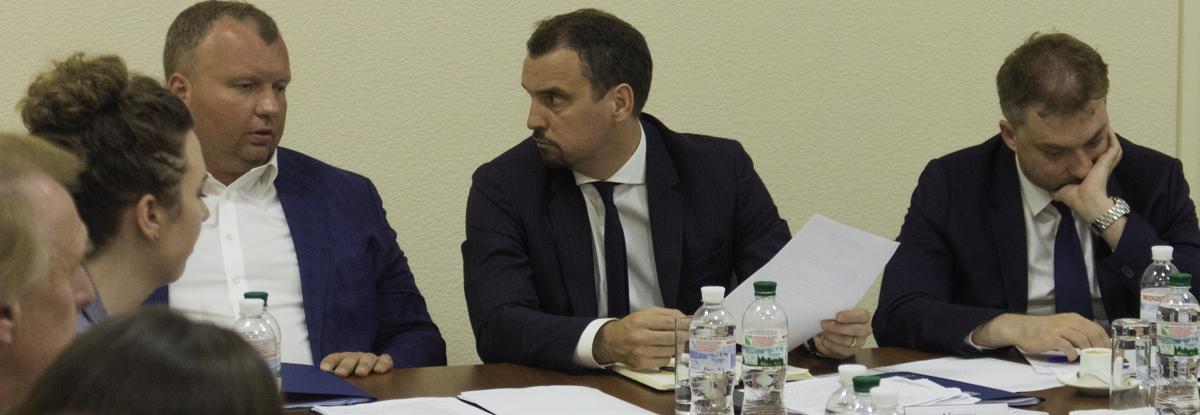 Абромавичуса призначено гендиректором Укроборонпрому