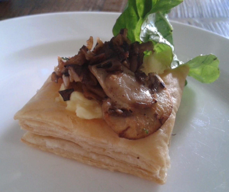 Foodaholix Olive Bistro Hyderabad monsoon menu egg mushroom puff