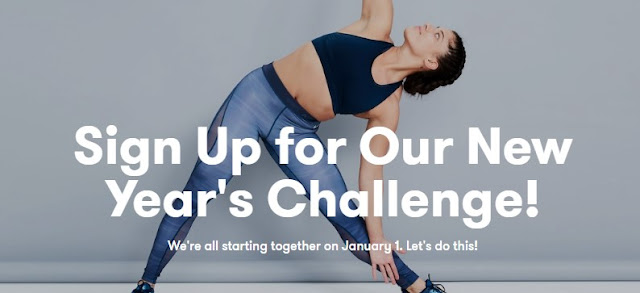 Self's New Year Challenge Sweepstakes