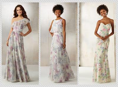 floral prom dresses 2017