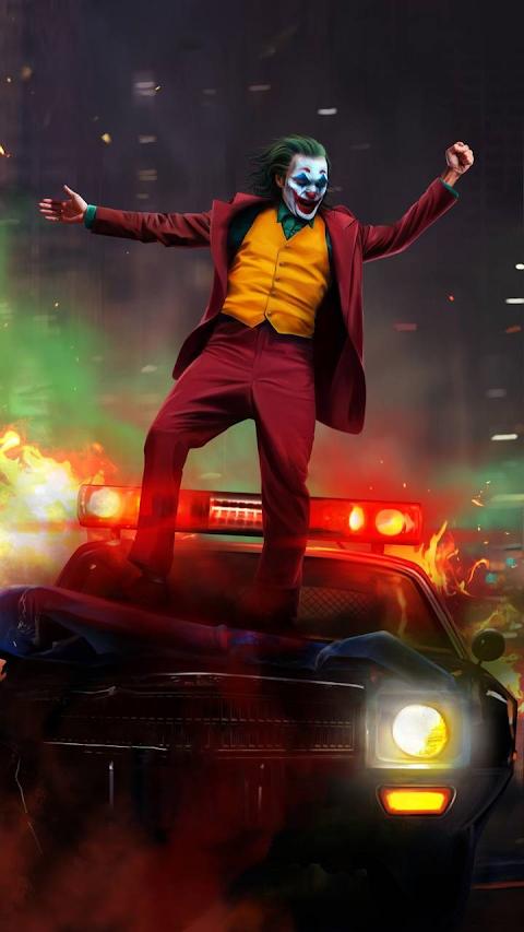 Joker quậy phá
