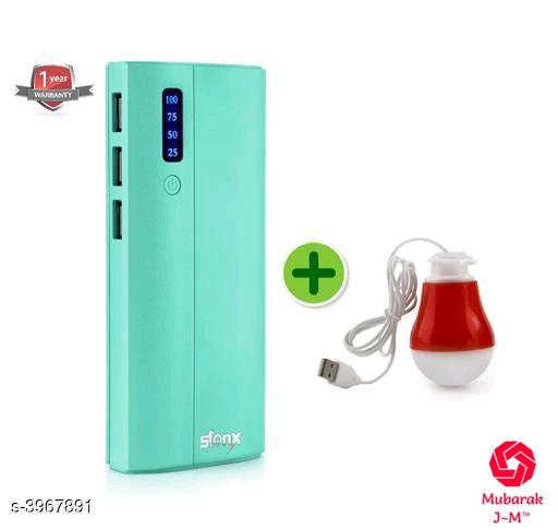 Portable Electronic Power Banks