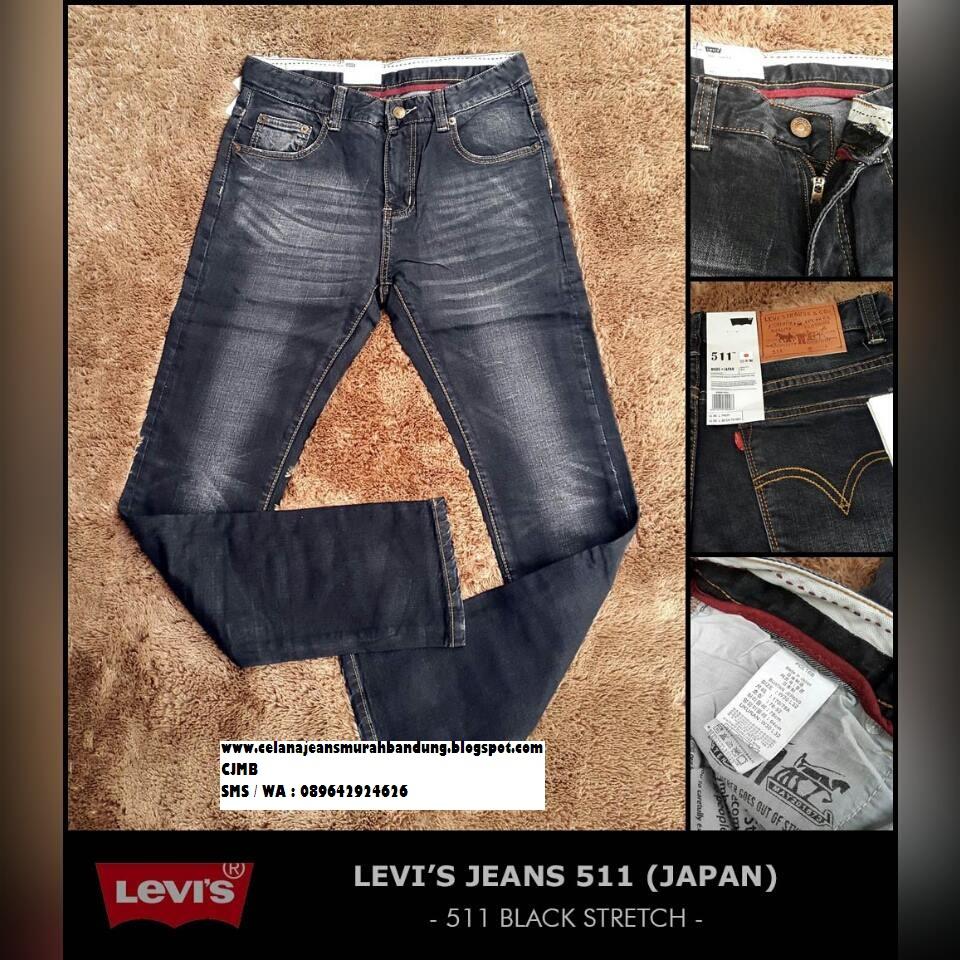 Celana Jeans Levis Original Pendek Pria