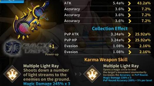 Lucid Adventure: Idle RPG - Light Karma Weapons 1