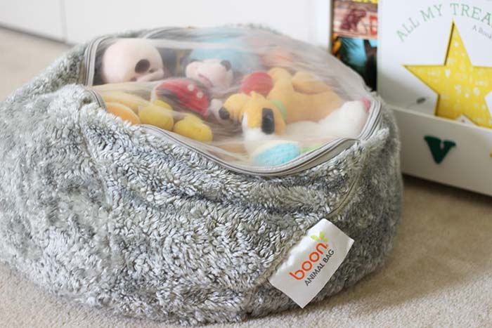 Instead Of Just Taking Up Space, We Store Tons Of Stuffed Animals In This  Soft Bag, Turning Their Stuffed Animals Into A Convenient Seat In Their  Bedroom.