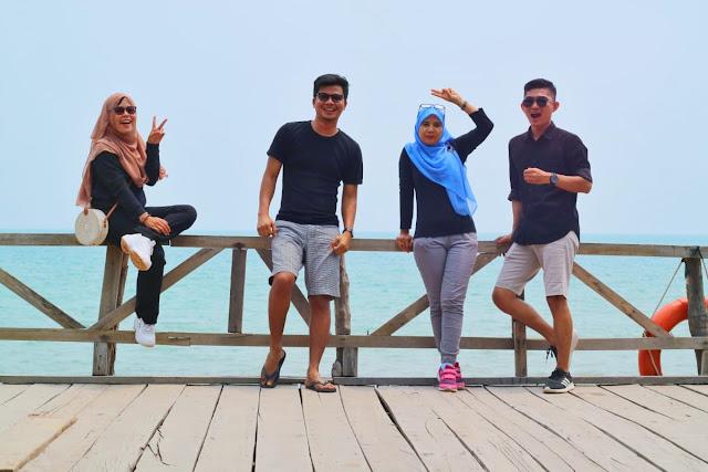 Pantai Mirota Barelang Batam