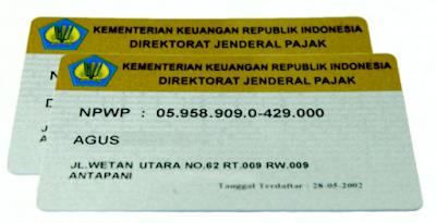 Cara Daftar NPWP Online Pribadi