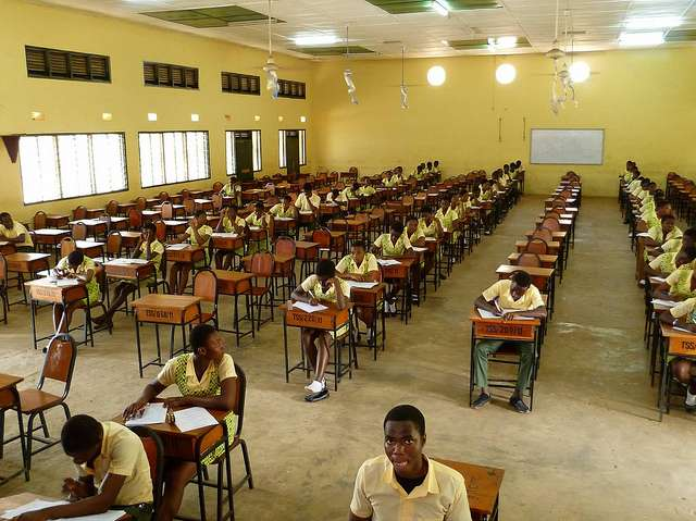 WAEC withholds 1,298 results of BECE candidates