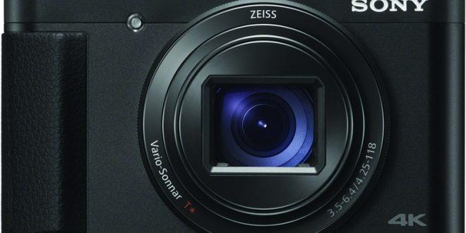 اصغر كاميرا مدمجة في العالم