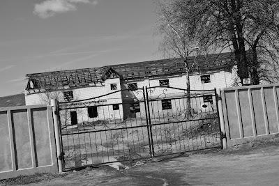 Черно-белый Бобруйск