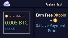Myai.io New Free Bitcoin Earning Site 2020 - Earn Free Bitcoin 5 USD Live Payment Proof Urdu Hindi