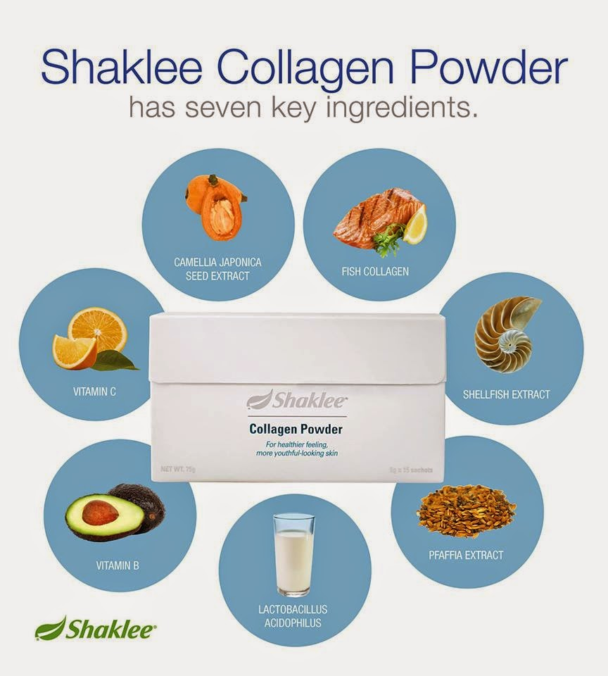 kandungan collagen powder