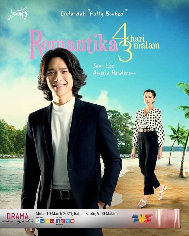 drama romantika 4 hari 3 malam tonton online