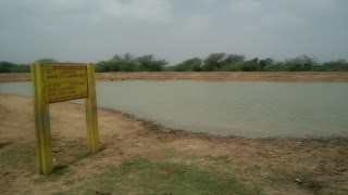 Water conservation structures