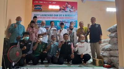 ACT Buka Kantor di Purworejo, Siapkan 4 Ton Beras dan 700 Karton Air Bersih