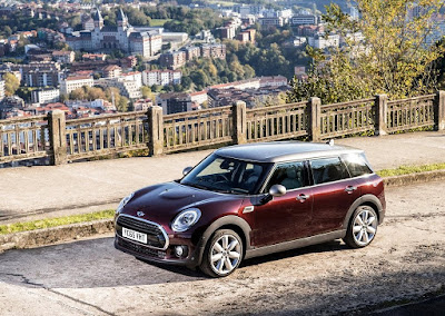 MINI Clubman luxury Hatchback car
