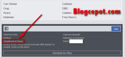 Cara Ganti Nama di Akun Facebook Lewat Hp Android