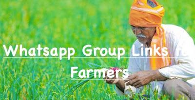 Whatsapp Group Links for Farmers