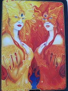 Två systrar i Eld <3