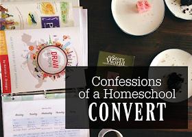 Confessions of a Homeschool Convert: Meet Gretchen Ronnevik
