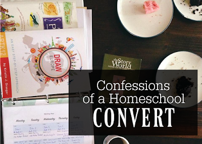 Confessions of a Homeschool Convert: Meet Gretchen Ronnevik