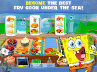 لعبة SpongeBob kursty off