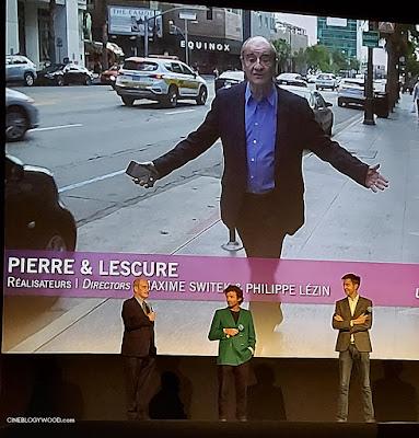 Festival de Deauville 2020 Pierre Lescure Pierre & Lescure CINEBLOGYWOOD