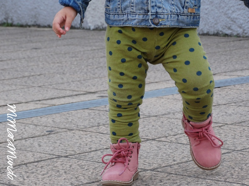Baby Sweat Leggings