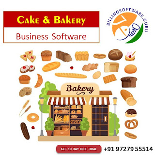 Brain Cake N Bakery POS Software With Barcode Label Billing Inventory Accounting HDPOS Tally Gofrugal Retaileasy Marg Busy Speedplus 9.0