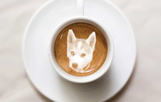 Tutorial Cara Membuat Latte Art Dengan Photoshop