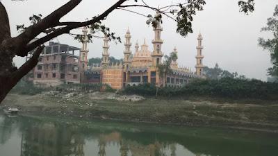 201 gombuj masjid tangail