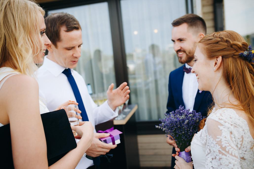 nestandarta kāzu dāvanas idejas