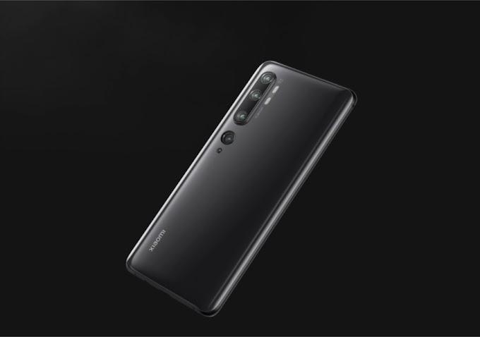 A Camera Centric Smartphone: MI Note 10