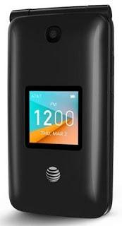 AT&T phone for seniors