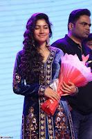 Beautiful Cute Sai Pallavi in dark Blue dress at Fidaa music launch  Exclusive Celebrities galleries 034.JPG