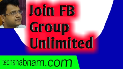 Join unlimited Facebook groups trick
