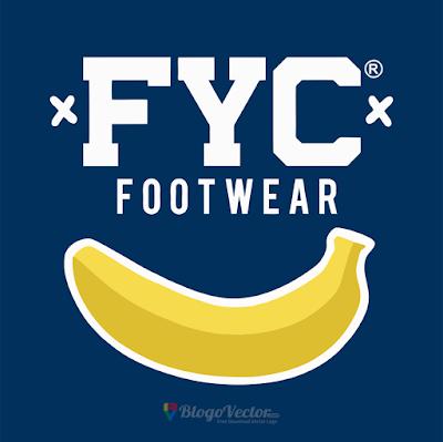 FYC Footwear Logo Vector